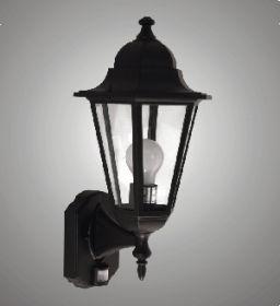 Светильник уличный с датчиком движения EL-490UPS
