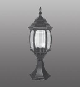 Светильник уличный, вертикальный ELIN P