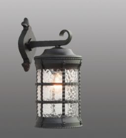 Светильник уличный, настенный FOGA KD