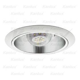 Светильники встраиваемые для люминесцентных ламп
