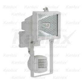 Галогенные прожекторы с датчиками движения